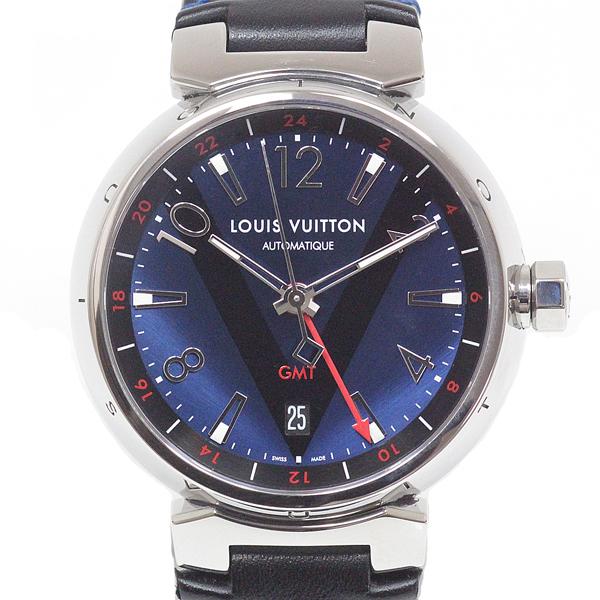 LOUIS VUITTON 腕時計 タンブール オートマティック