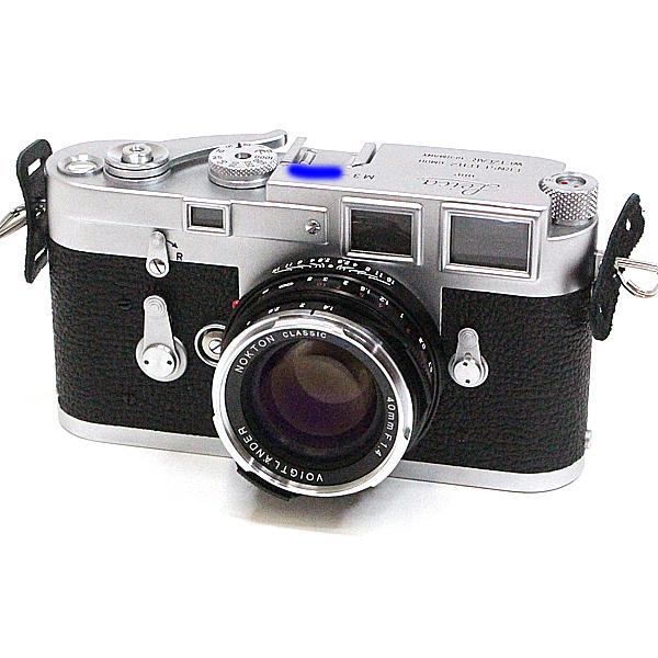 買取速報 ライカ フイルムカメラ 2台