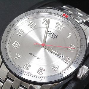 買取速報 オリス メンズ腕時計