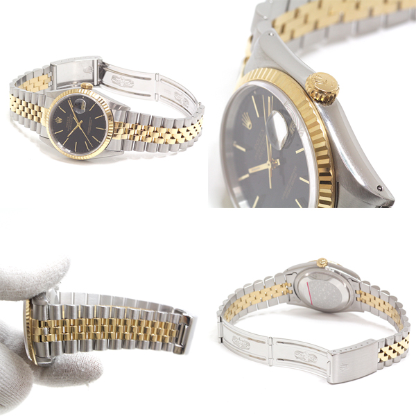 新商品アップしました ロレックス デイトジャスト メンズ時計