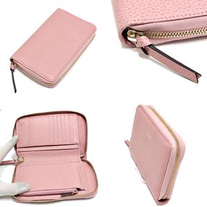 新商品アップしました! GUCCI コンパクト財布 ピンク