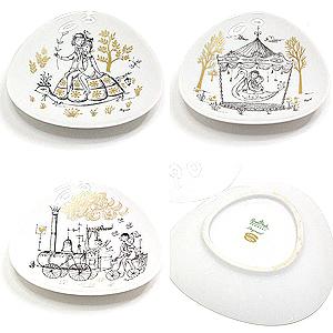 おすすめ商品! ローゼンタール 皿3枚セット