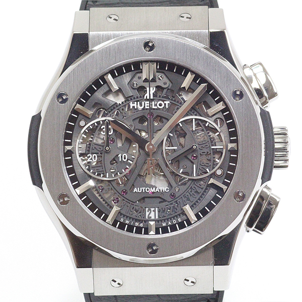 おすすめ商品! W杯オフィシャルタームキーパーの【 HUBLOT 】腕時計