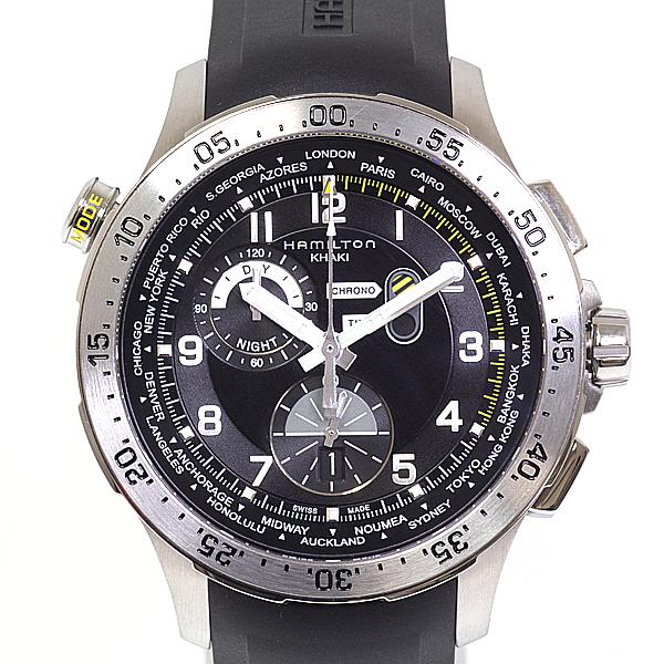 新商品アップしました!ハミルトン時計