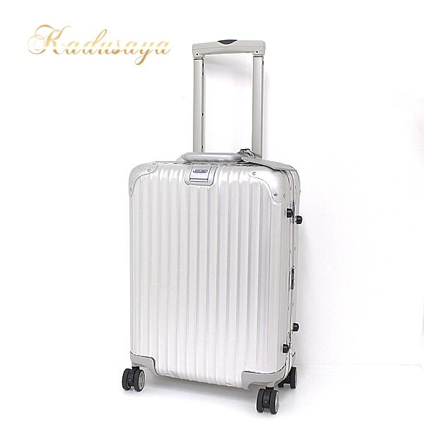 商品アップしました!今が旬⁉RIMOWA スーツケース TOPAS