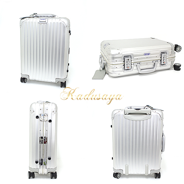 商品アップしました!リモワ スーツケース トパーズ91L(5~8泊)