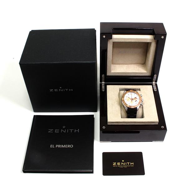 商品アップしました!ゼニス メンズ腕時計
