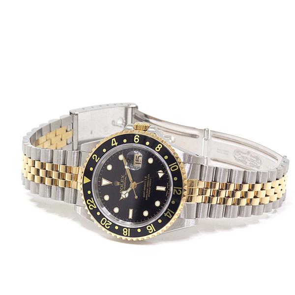おすすめ商品!ROLEX GMTマスター2 16713 P番(2000年頃製)