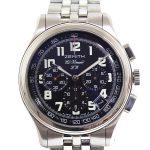 [ゼニス] ZENITH メンズ腕時計 クラス エルプリメロ クロノグラフ 02.0500.420 ブラック文字盤【中古】