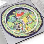 ローゼンタール 1983年 イヤープレート  ヴィルン ウィンブラッド作 皿【中古】クリスマス