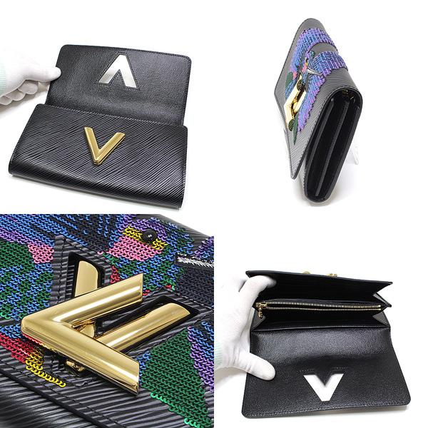 商品アップしました!ルイヴィトン オシャレなハチ鳥モチーフの財布
