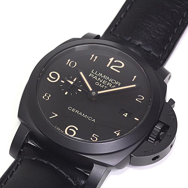 商品アップしました!PANERAI ルミノール1950 3DAYS GMT