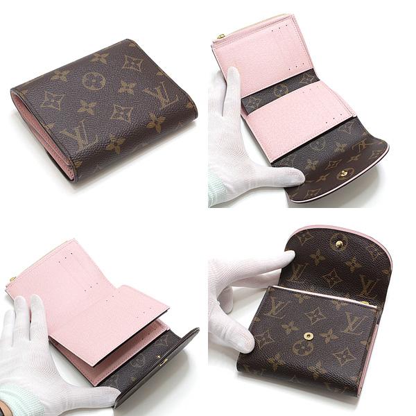 商品アップしました!大人気のコンパクトな3つ折り財布♪ルイヴィトン モノグラム