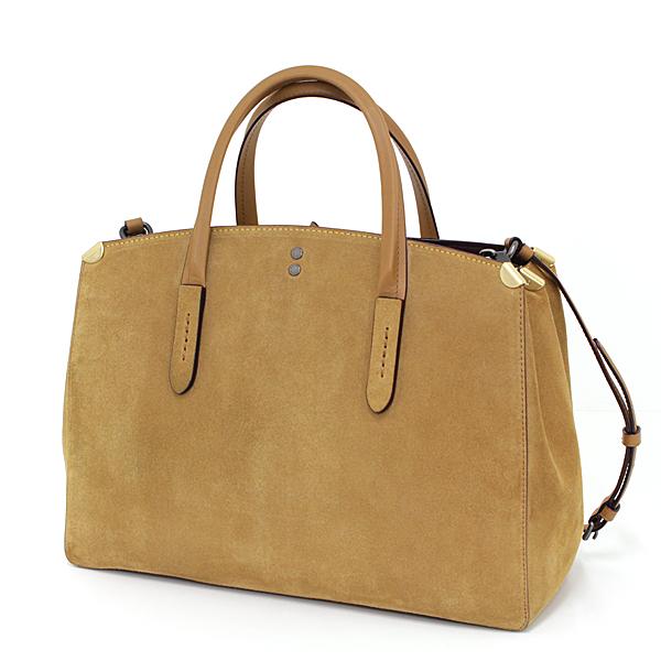 商品アップしました!COACH ちょうどいいサイズの2WAYバッグ!!