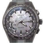 SEIKO セイコー メンズ腕時計 アストロン SBXB091 GPS電波ソーラー ダークマザーオブパール文字盤【中古】