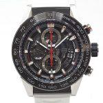 TAG Heuer タグホイヤー メンズ腕時計 カレラ キャリバー ホイヤー01 クロノグラフ CAR2A1Z.FT6051 スケルトン文字盤【中古】