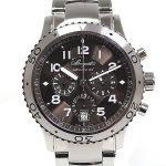 Breguet ブレゲ メンズ腕時計 タイプXXI 3810ST/92/SZ9 ブラウングレー文字盤 自動巻き【中古】