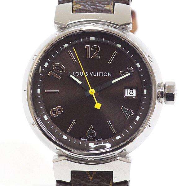 ルイ・ヴィトンの人気腕時計 タンブールのご紹介です。