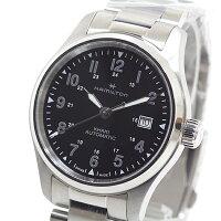 ハミルトン メンズ腕時計 カーキフィールド ナノユニバース別注モデル のご紹介です。