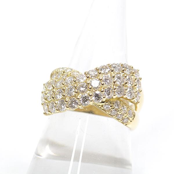 主役級ジュエリー! 華やかなダイヤモンドリング 入荷しました!