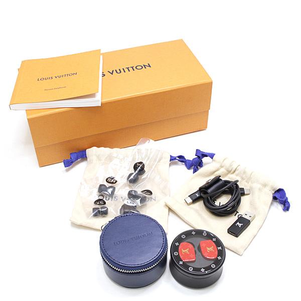 ルイヴィトン ワイヤレスイヤホン 「ホライゾン イヤホン QAB030」入荷しています!
