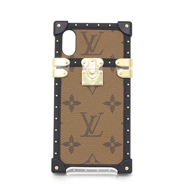 ルイヴィトン iPhoneケース アイ・トランク ライト iPhone X & XS モノグラム・リバース入荷しました