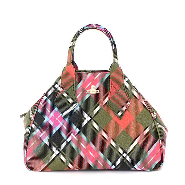 ヴィヴィアンウエストウッドの人気バッグ DERBY ハンドバッグ のご紹介です。