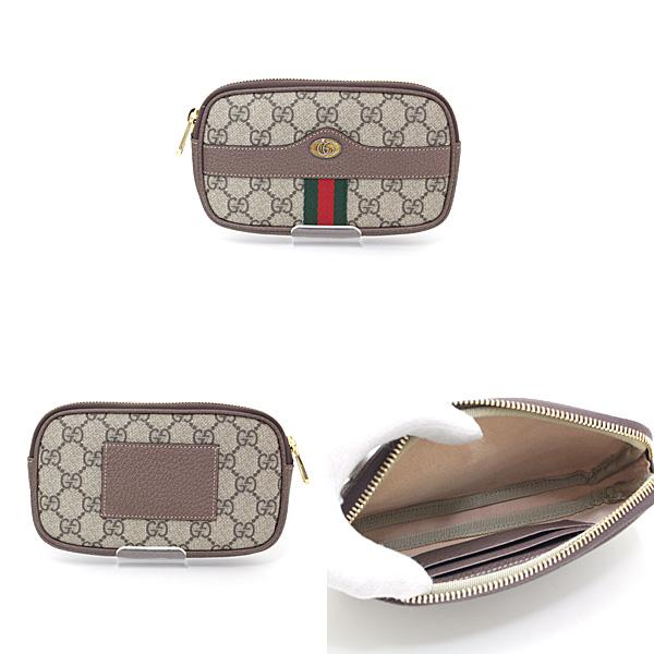 GUCCI オフィディア GG ベルトバッグ  トレンドのベルトバッグはクラシカルなGGデザインで差をつけて!