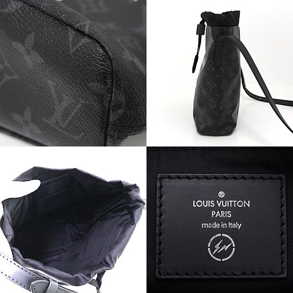 数少ない Louis Vuittonとfragment designのコラボバッグ  入荷致しました!