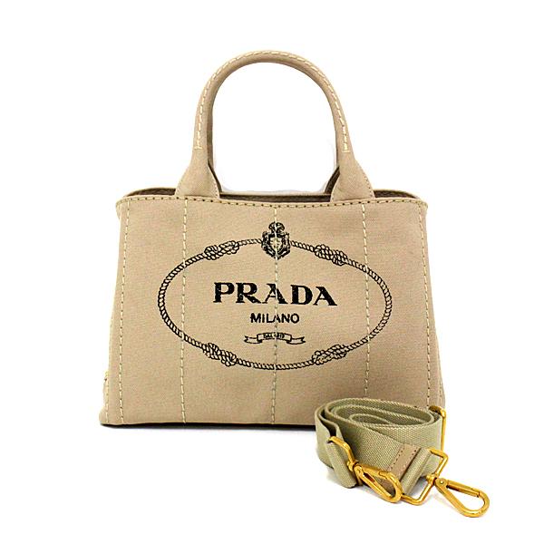 芸能人やセレブにも大変人気んの高い PRADAカナパトートバッグ のご紹介です。