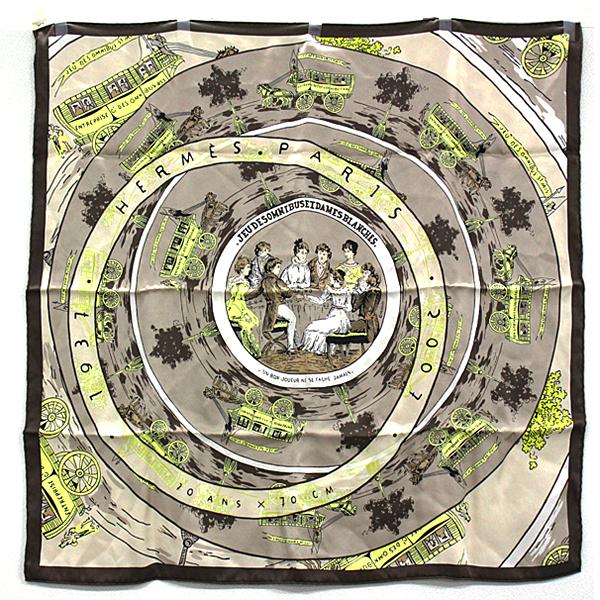 もうすぐ母の日♬ギフトにもオススメ!HERMES ≪ヴィンテージ・シルク≫ スカーフ カレ70 のご紹介です。
