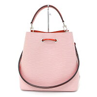 春にピッタリのバッグ!LOUIS VUITTON 「ネオノエ」ローズバレリーヌ M54370 のご紹介です。