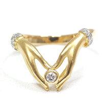 職人技が光るアーティスティックなデザインの指輪はいかがですか?