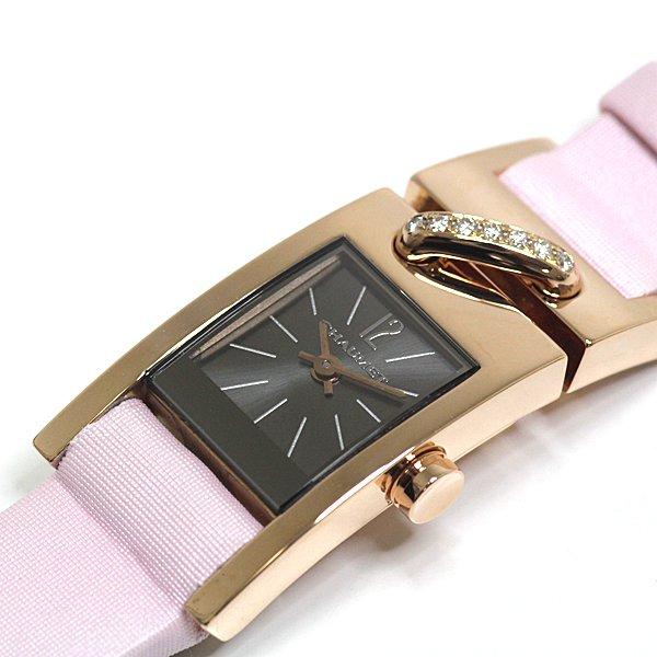 ピンクのベルトがフェミニンな ショーメ リアンドゥショーメ クォーツ腕時計 入荷致しました!