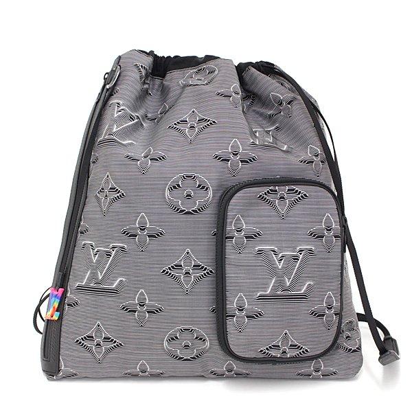 Louis Vuittonの新作コレクション♪ ドローストリング・バックパック M44940 入荷致しました!