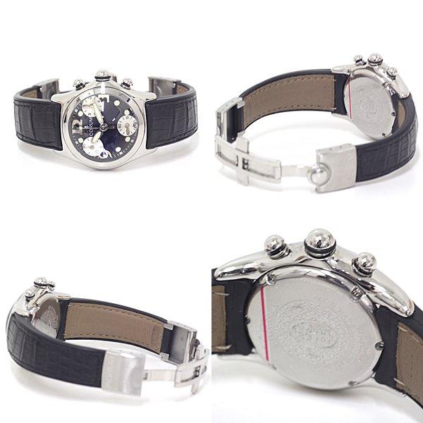 唯一無二の時計を作り続けるCORUM   ボーイズ腕時計 バブル クロノグラフ 196.250.20 ブラック 入荷致しました♬