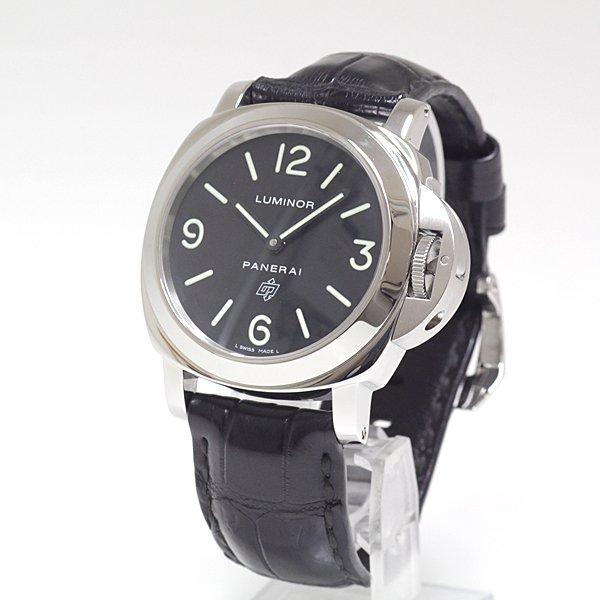 ≪パネライ メンズ腕時計 ルミノールベースロゴ≫ 入荷致しました!この機会をお見逃しなく!