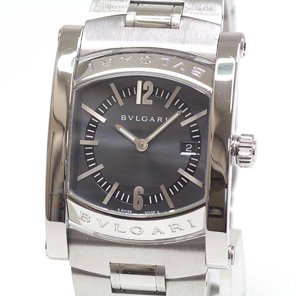 ユニセックスでお使い頂ける ブルガリ ボーイズ腕時計 アショーマ AA39S  のご紹介です。