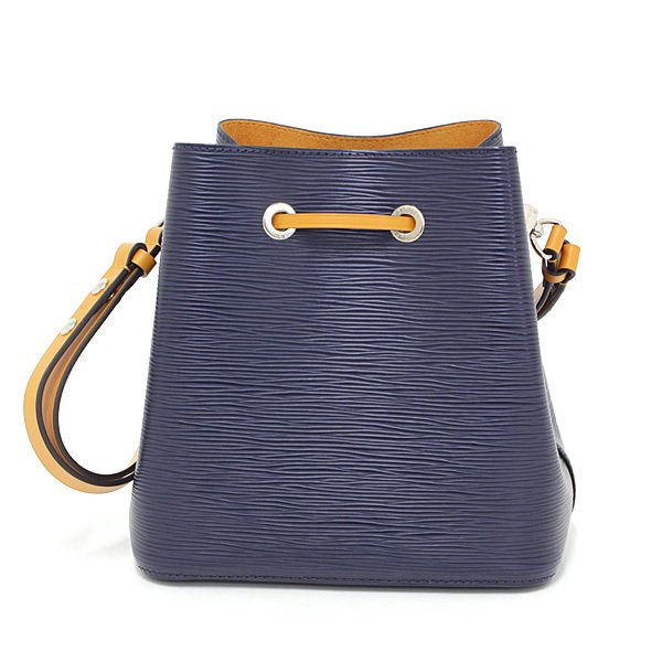 これからの時期にピッタリのお色のバッグ ネオノエ BB エピ アンディゴ・サフラン! のご紹介です。