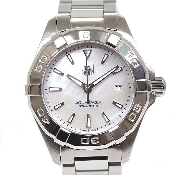 あらゆるライフスタイルにマッチする タグホイヤー レディース腕時計 アクアレーサー のご紹介です。