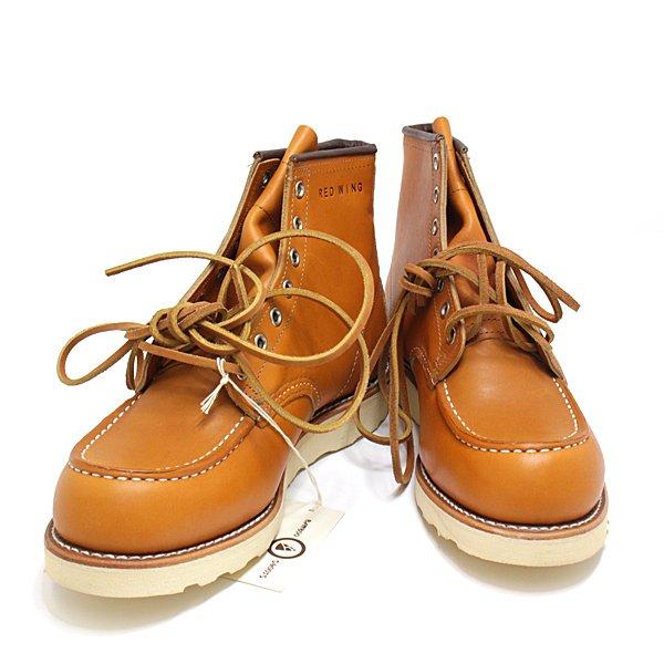 アメリカを代表するワークブーツメーカー、レッドウイングのブーツ アイリッシュセッター 6インチモック のご紹介です♪