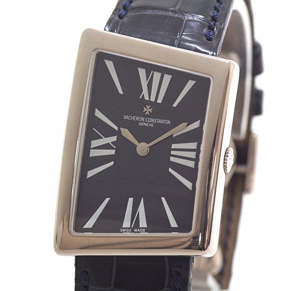 現在、国内でも品薄です! ヴァシュロン・コンスタンタン メンズ腕時計 アシンメトリカル1972 37010/000G 【中古】この機会をお見逃しなく!!!