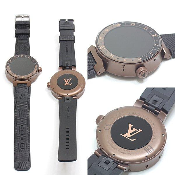 あのLouis Vuittonから スマートウォッチの登場です!自分好みにカスタマイズ出来るとてもオシャレな腕時計♬