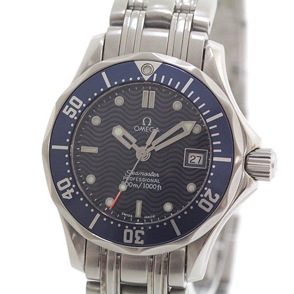メンテナンス済!大人気 オメガ レディース腕時計 シーマスター プロフェッショナル 300M のご紹介です。